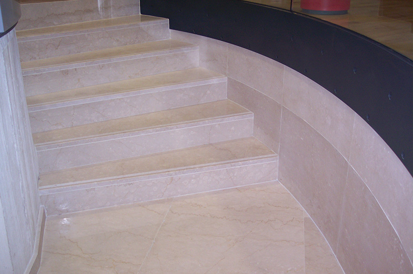 Escalier en Marbre