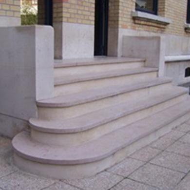 Escalier d'immeuble – CLICHY