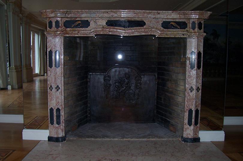 Restauration de Cheminée en marbre